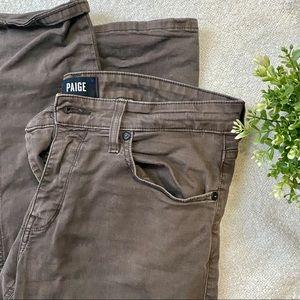 Men's Paige Lennox Slim Vintage Weathered Jeans